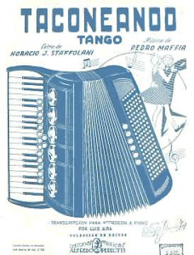 Taconeando Tango Horacio J. Staffolani and Pedro Maffia