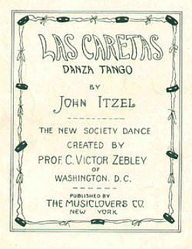 Las Caretas Danza Tango