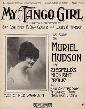 My Tango Girl