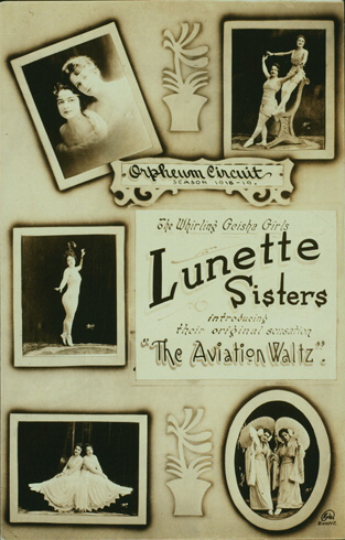 Lunette Sister's Aviation Waltz