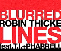 Blurred Lines Featured MP3 by Robin Thicke