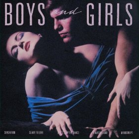 Featured CD: Boys and Girls by Bryan Ferry.