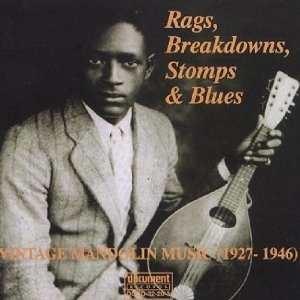 Featured CD: Rags Breakdowns Stomps & Blues