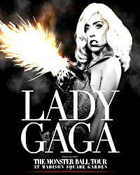 Lady Gaga - The Monsters Ball Tour - 3 DVD Set