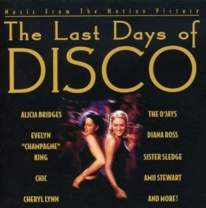 The Last Days Of Disco CD Cover