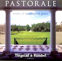 Pastorale CD by Tingstad and Rumbel