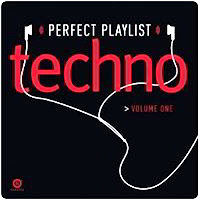 Perfect Techno Playlist CD. - Various Artists