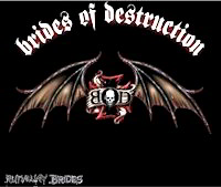 Brides Of Destruction: Runaway Brides Album Cover