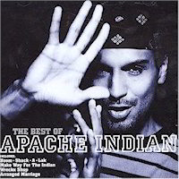 Apache Indian Band - CD Cover - The Best Of