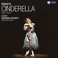Cinderella Ballet by Prokofiev CD