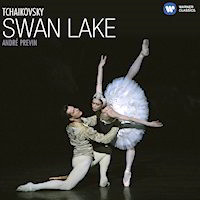 Swan Lake Ballet By Tchaikovsky CD