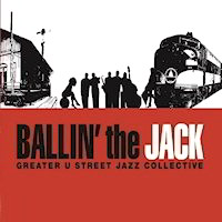Ballin' The Jack and other favorites CD Cover
