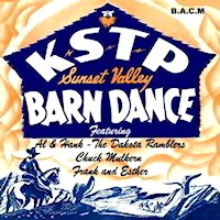 K.S.T.P. Sunset Valley Barn Dance Album Cover