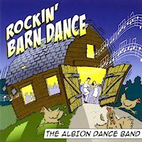 Rockin' Barn Dance by Albion Dance Band Album Cover
