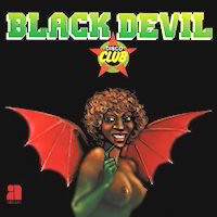 Black Devil Disco Club Album Cover