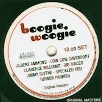 Boogie Woogie: 10 CD Set: 200 Boogie Woogie Songs