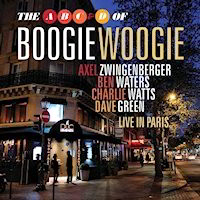 The A,B,C and D of Boogie Woogie CD