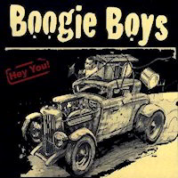 The Boogie Boys: Hey You! CD