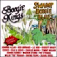 The Boogie Kings: Swamp Boogie Blues CD