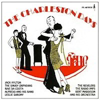 The Charleston Days CD Cover