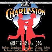 The Charleston - Great Stars of the 1920's Album Cover an MP3's
