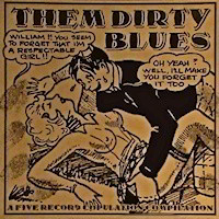 Them Dirty Blues CD Cover