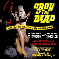 Orgy Of The Dead Soundtrack (1965) CD