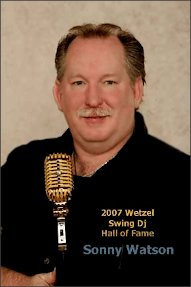 All Swing DJ 'Hall of Fame award. circa 2007