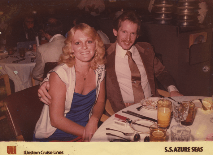 Won L.A. City Swing dance contest and got a cruise for two on the Azure Seas with Valerie Brown circa 1983