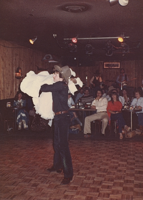 Country Dance Contest, circa 1982