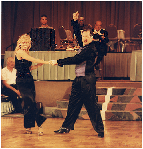 Sonny Watson and Deanna Mollmann, 1997 US Open Swing Dance Championships