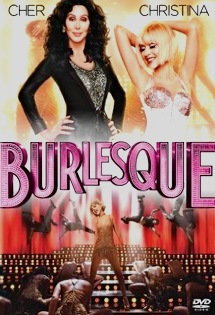 Featured: Film: Burlesque starring Cher and Christina Aquilara. Some great music and dance. rated R.
