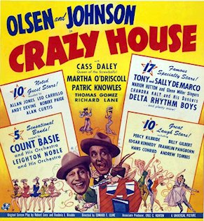 Crazy House Poster