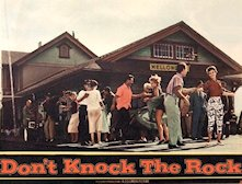 Don't Knock The Rock Poster