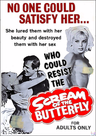 Scream Of The Butterfly DVD