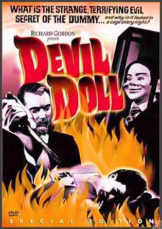 Devil Doll DVD