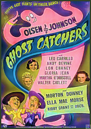 Ghost Catchers!