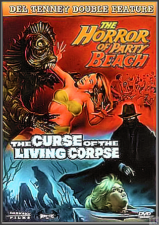 Horror Of Party Beach DVD