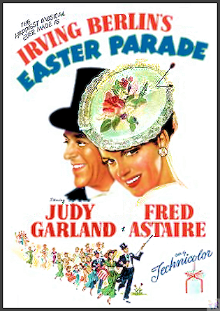 Easter Parade DVD
