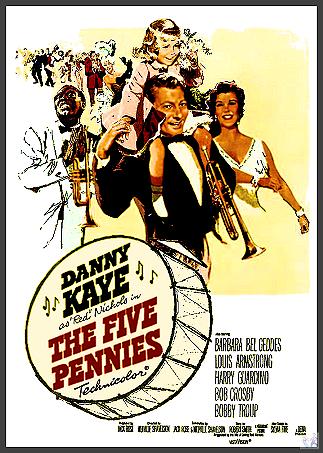 Five Pennies DVD