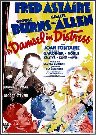 Damsel in Distress, A DVD