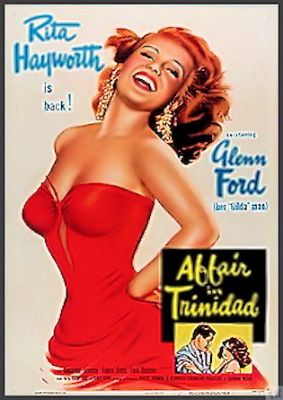 Affair In Trinidad DVD