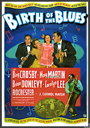 Birth of The Blues DVD