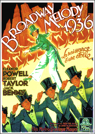 Broadway Melody of 1936 DVD