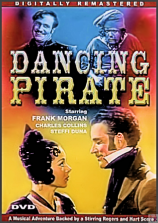 Dancing Pirate DVD