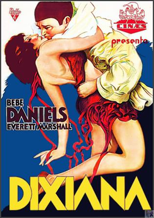 Dixiana DVD