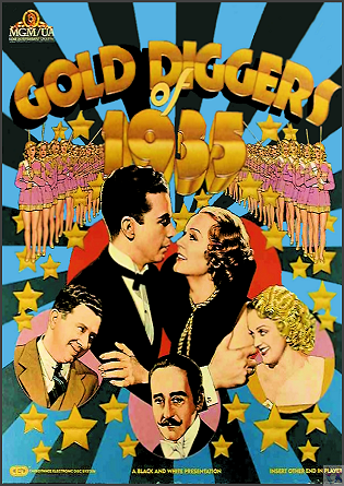 Gold Diggers of 1935 DVD