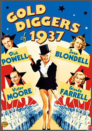 Gold Diggers of 1937 DVD