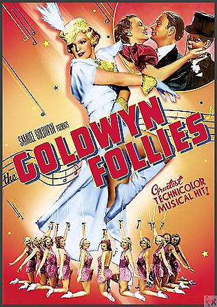 Goldwyn Follies DVD