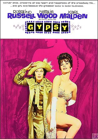 Gypsy DVD